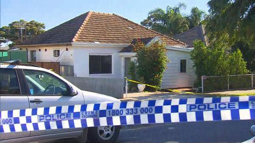 It is the second time in a week the home has been targeted by thieves. (9NEWS)