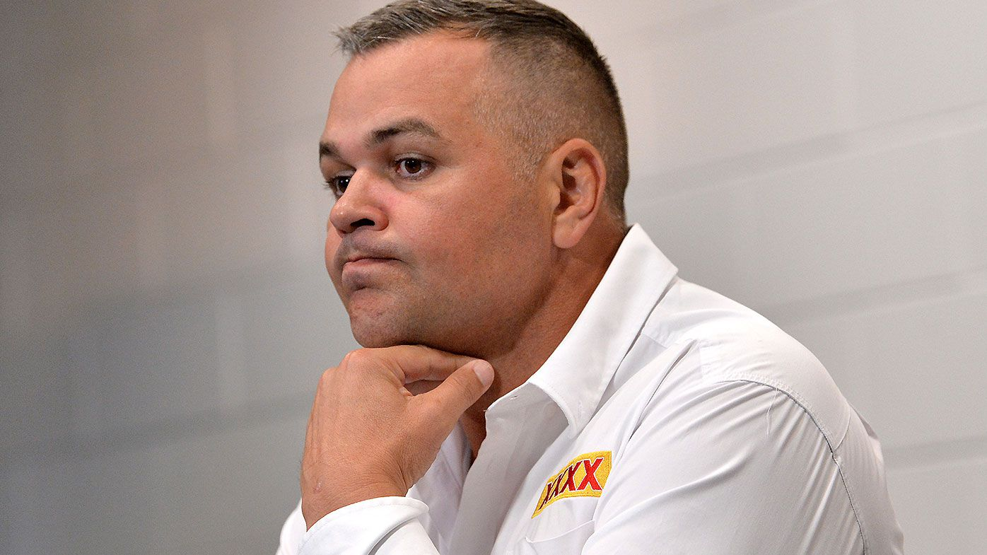 Legends cast doubt over Anthony Seibold's coaching future at the Brisbane Broncos