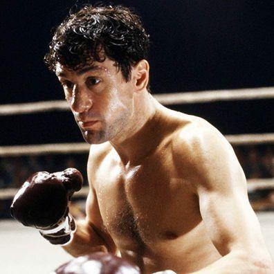Robert De Niro stars in Raging Bull 80s movie essentials