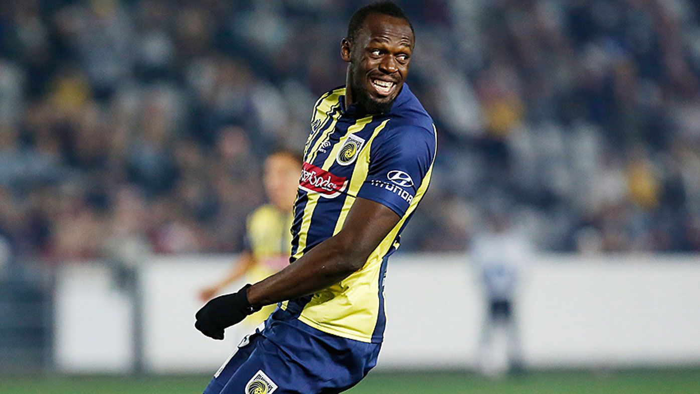 Central Coast Mariners consider starting Bolt in trial match