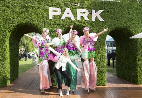 Organisers say The Park will be the epicentre of fashion, food and fun.