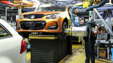 Holden workers tasked with pulling apart Elizabeth factory