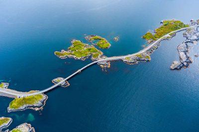 Atlantic Ocean Road, Norway