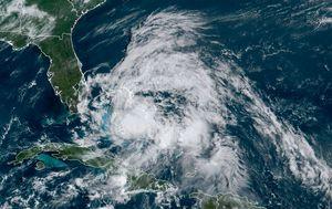 Hurricane Isaias lashes Bahamas while Florida battens down