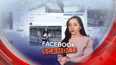 Facebook scandal
