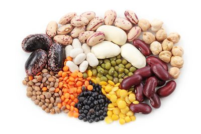 INCLUDE: Beans and other legumes
