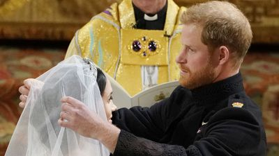 Prince Harry and Meghan Markle's Royal Wedding 2018