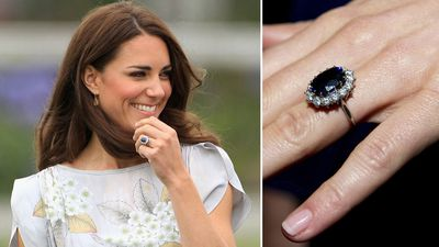 The Most Expensive Royal Engagement Rings Ranked From Kate To Meghan To Mary