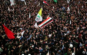 Qassem  Soleimani assassination: Death toll from stampede at Iranian commander's funeral passes 50