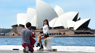 Australian tourism booms with more than $121 billion spent on holidays