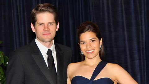 Ugly Betty star weds long-time beau
