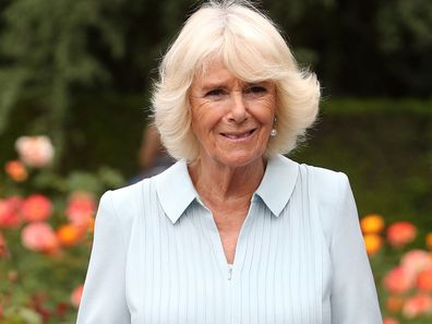 Camilla, Duchess of Cornwall in New Zealand