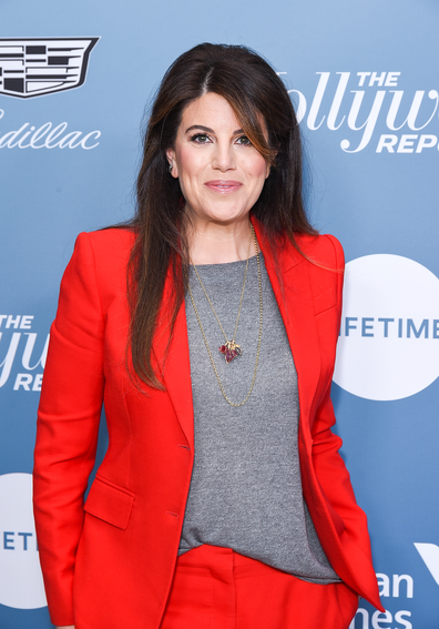 Monica Lewinsky attends The Hollywood Reporter's Power 100 Women In Entertainment at Milk Studios on December 05, 2018 in Los Angeles, California.