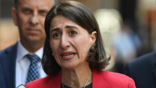 NSW Premier Gladys Berejiklian welcomed the announcement.