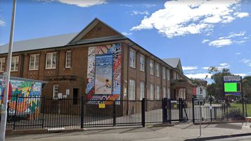 Bondi Beach Public School is closed today for cleaning.
