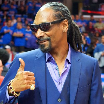 <p>Snoop Dogg</p>