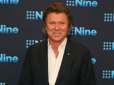 Richard Wilkins attends the Nine All Stars Event on May 16, 2018 in Sydney, Australia.