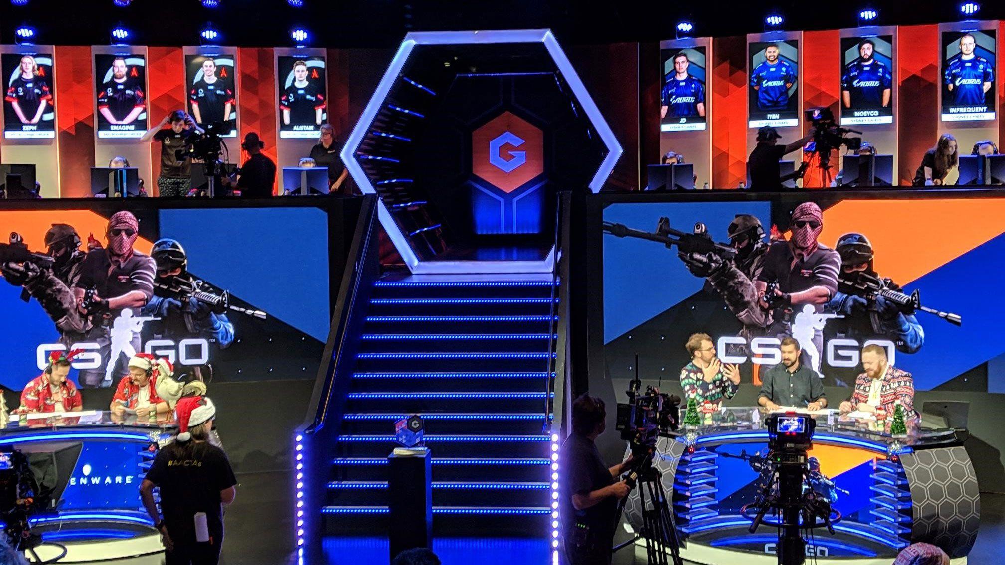 Melbourne Order dominates Gfinity Elite series