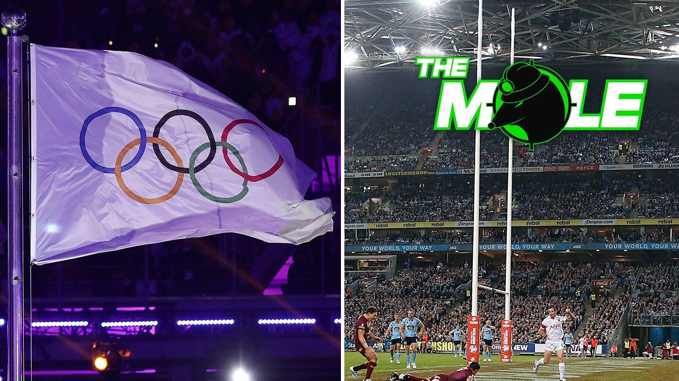 Olympics, ANZ Stadium