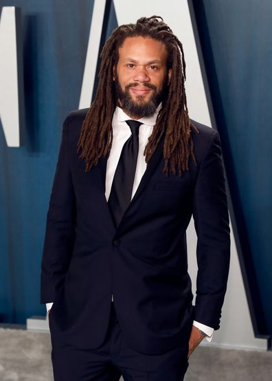 Franklin Leonard attends the Vanity Fair Oscar Party at Wallis Annenberg Center for the Performing Arts on February 09, 2020 in Beverly Hills, California.