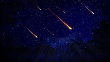 Perseid meteors, caused by debris left behind by the Comet Swift-Tuttle, began streaking across the skies in late July and will peak on the night of August 13.