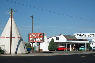 <strong>Wigwam Village, Arizona</strong>