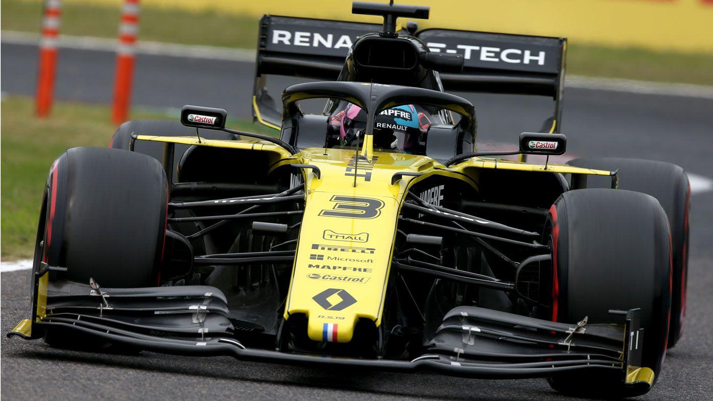Sebastian Vettel takes Japanese GP pole, Daniel Ricciardo fumes at Renault