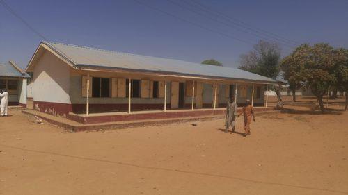 Government Science Secondary School in Kankara, Nigeria