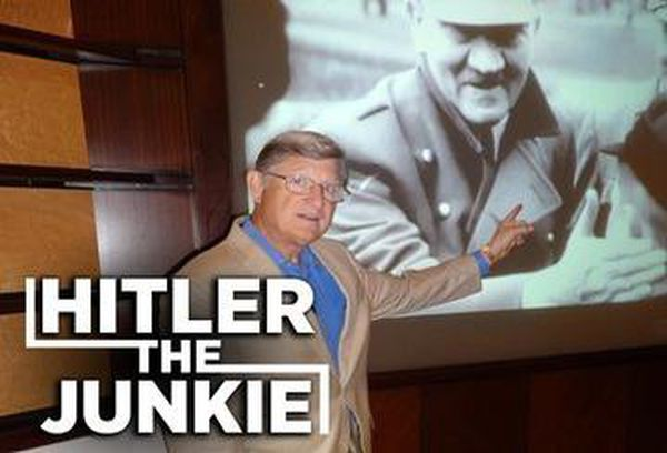 Hitler The Junkie