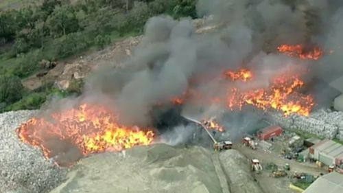 An audit by the EPA has revealed more 200 businesses had been labelled as higher-risk. (9NEWS)