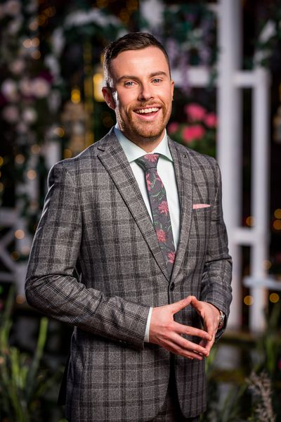 The Bachelorette's Oliver