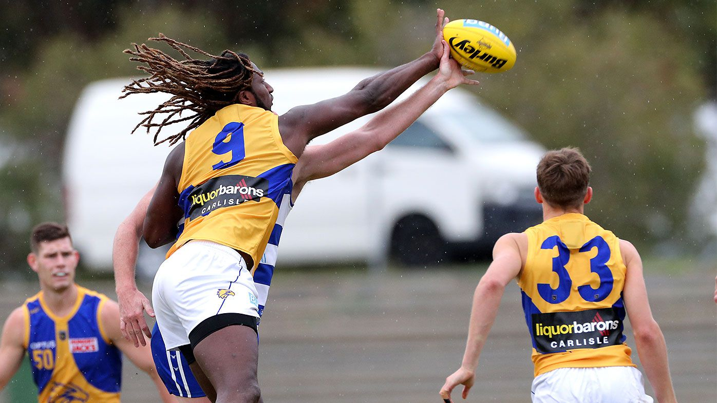 Nic Naitanui in line for West Coast Eagles return after successful WAFL comeback
