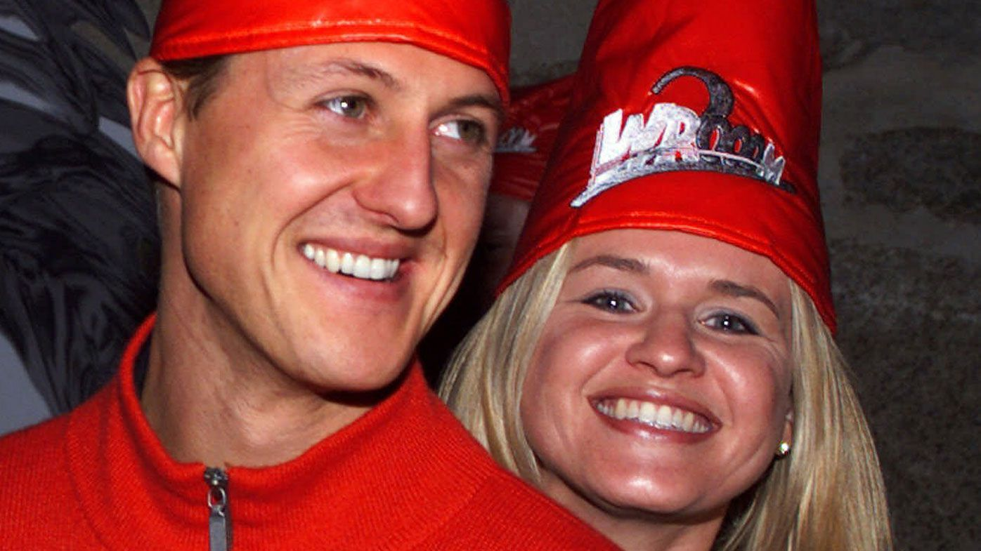 Michael Schumacher 'secretly planned' to manage his son Mick's F1-bound career