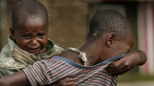 The Democratic Republic of Congo is one of the most troubled countries on Earth.