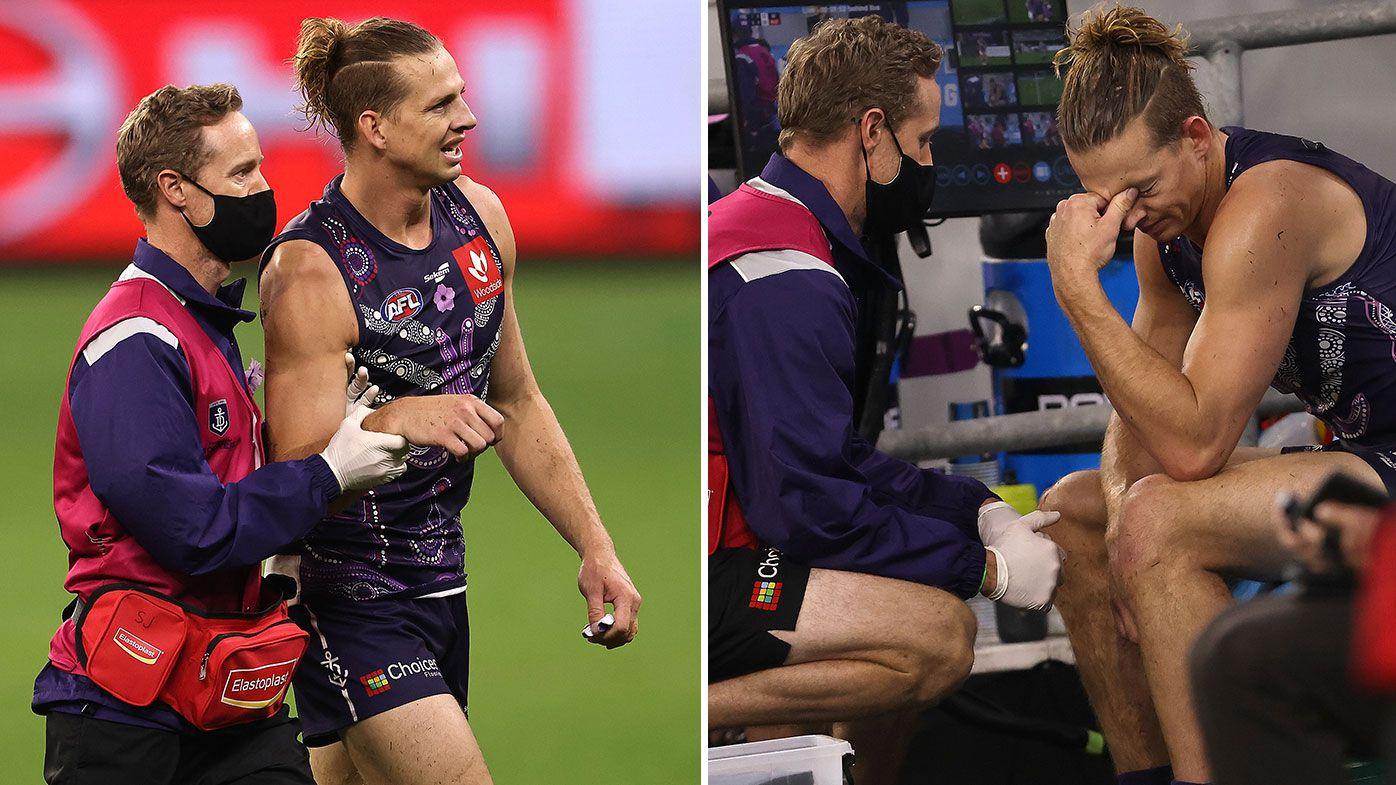 Injury 'carnage' cruels Fremantle as Bulldogs win in Perth
