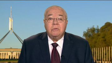 Laurie Oakes slams Tony Abbott supporters