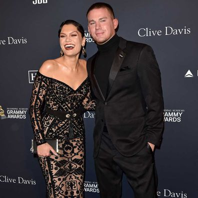 Jessie J and Channing Tatum.