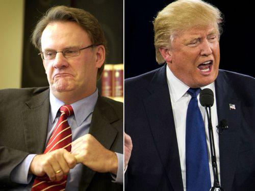 Mark Latham endorses Donald Trump