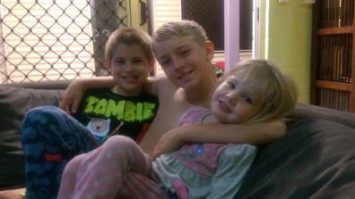 Leah children