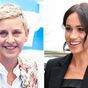 Ellen DeGeneres says she's 'exited' to interview Meghan Markle