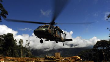 Australian company wins grant for helicopter firefighting technology