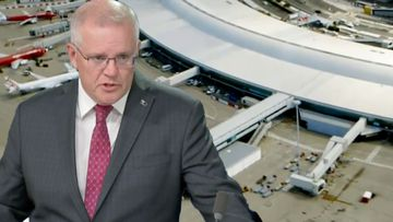 Scott Morrison to close travel loophole from India via Doha