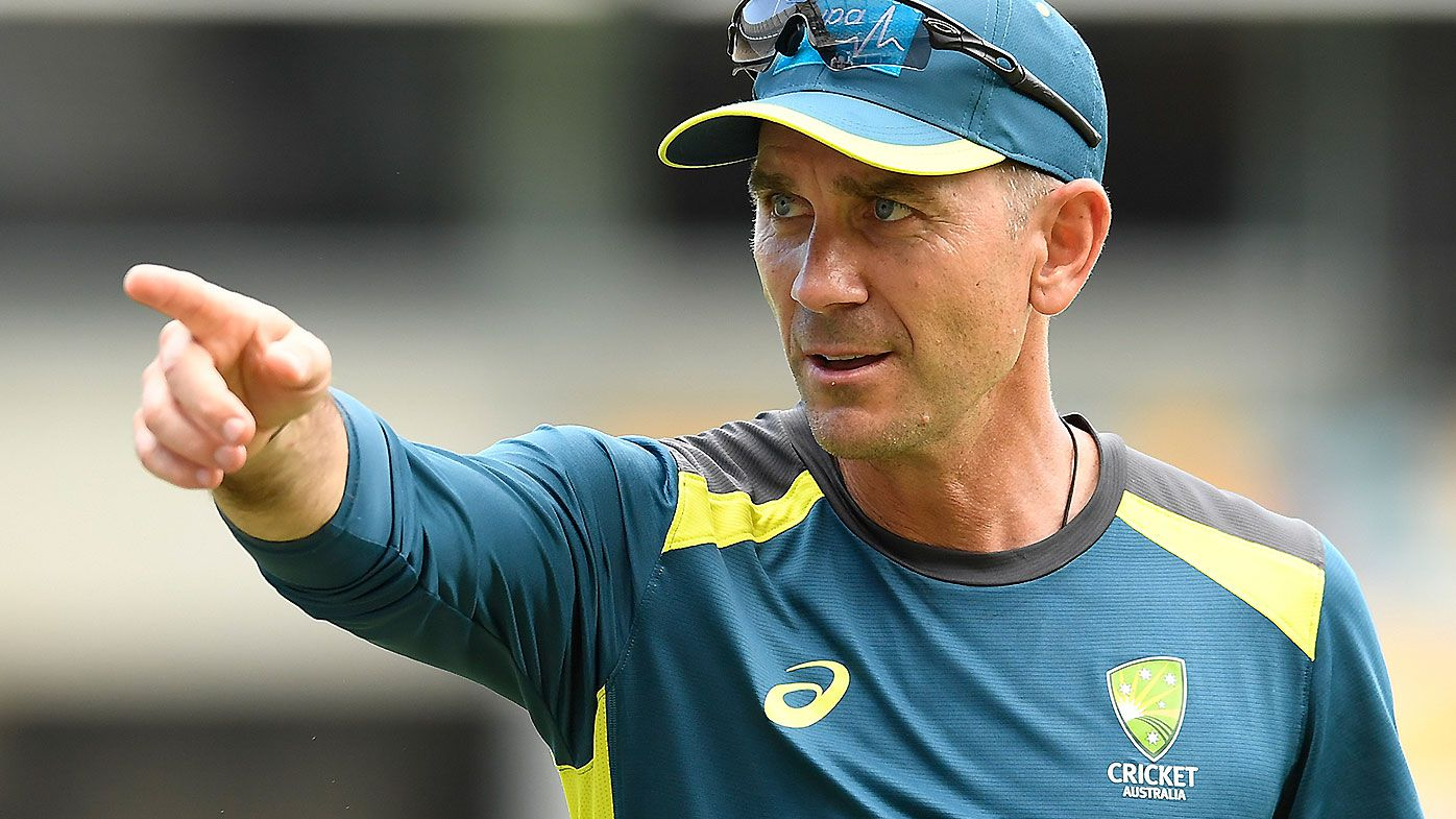 'His efforts have restored public faith': Justin Langer receives backing from Cricket Australia boss