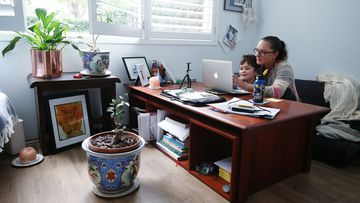 The coronavirus pandemic means most children are expected to be learning from home.