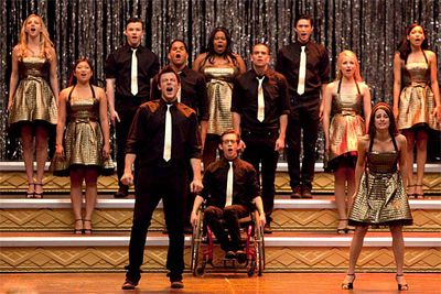 <B>From the episode...</B> 'Journey'<br/><br/><B>Why it's awesome:</B> This medley of 'Faithfully', 'Any Way You Want It', 'Lovin', Touchin', Squeezin'' and 'Don't Stop Believin'' continued <I>Glee</I>'s love affair with the band Journey, resulting on another of the show's spine-tingling performances.