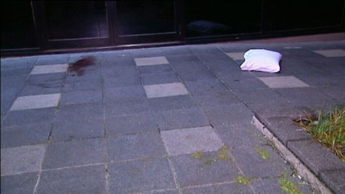 Police were called to the Surfers Paradise scene about 2am on Wednesday. (9NEWS)
