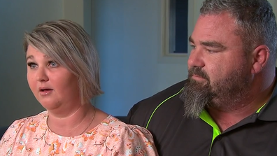 Queensland mum Elly Knaggs was on the trip of a lifetime with her young family when she fell ill.