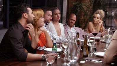 <p>Tensions were already high at the Dinner Party, with Jess and Dan's relationship dividing the couples and Heidi and Mike arguing over their future. Things got even more heated when expert John Aiken delivered the Honesty Box to the group, challenging them to ask and answer the biggest questions still lingering in their unions. </p>