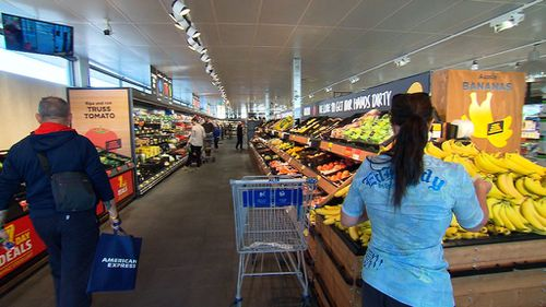 The supermarket giant is approaching its 500th store opening.