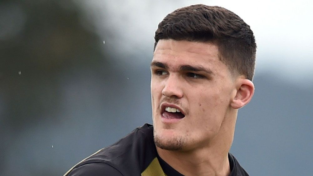 Nathan Cleary.(AAP)